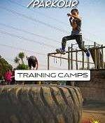 Obstacle, Ninja & Parkour training camps