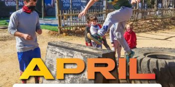 April 2021 Holiday camps